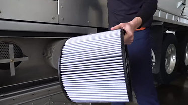 Cleaning Washable Filters