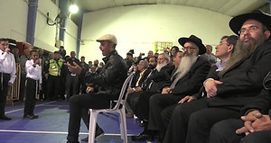 Torah Dedication in Yad Le'Banim - Nes Ziona