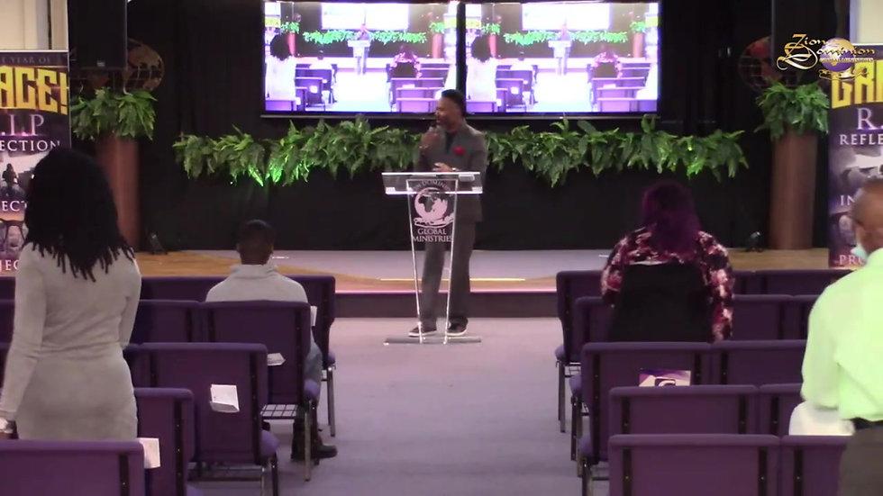 ZDGMV-CHURCH w/ Asst. Pastor Keith D. Scott Sr.