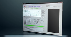 SpinScan Microarray Scanner