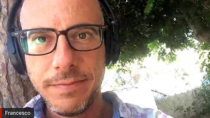Dialogo di Mezzogiorno con Francesco Dimitri e Marco Stancati