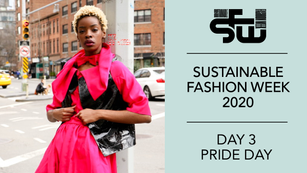 Day 3 | Pride Day | SFW 2020