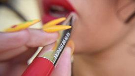 Strawberry Kiss Lipstick - Honest Beauty