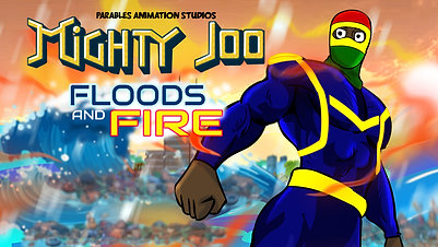Mighty Joo - Floods and Fire
