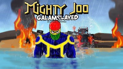 Mighty Joo - Galamslayed Episode 01