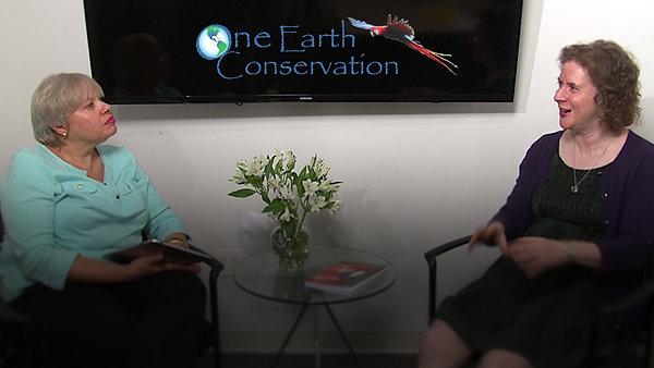 Sonia Saleh interviews Gail Koelln