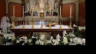 St. Mary's Mass 4-26-2020