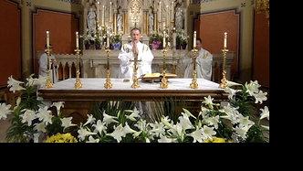 Divine Mercy Sunday Mass