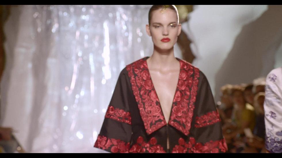 Défilé Haute Couture