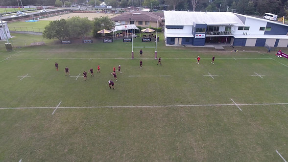 QLD State of Origin Training