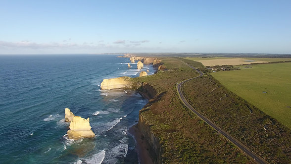 Great Ocean Road, Vic Australia