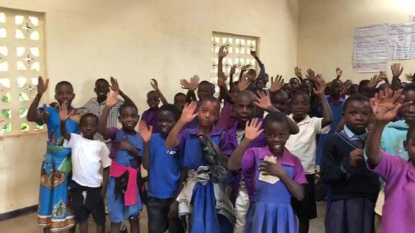 Meet the children of Dzama School