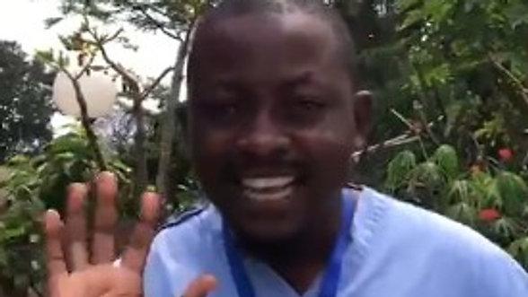Meet Wilson Nyanga