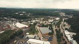 Flooding in Asheville on 5.30.18. Video by Asheville Multimedia