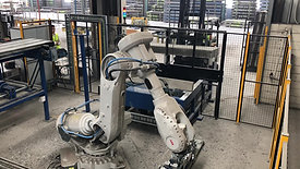 Robotic Concrete Sleeper Extraction System