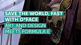 kaspersky x D Face - Save The World Fast