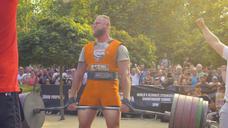 World's Ultimate Strongman Champ. u105kg