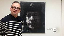 Zhang Dali, AK47 | The Art Blog