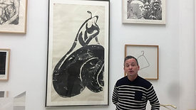 Ma Desheng, Ink Nude | The Art Blog