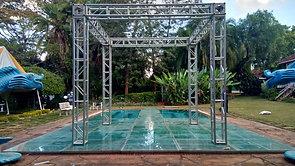 Pool Set-Ups