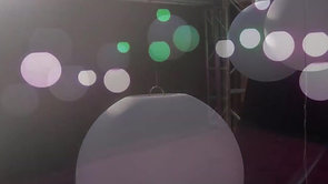 LED Colour Balls