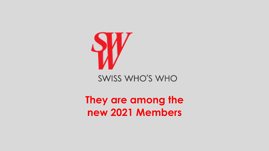 They are among the new 2021 Members - Vol 4