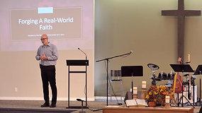 Church Service: 1 John 1:1 (September 26, 2021)