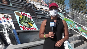Lina Washington Reports on ABC10 for Boards for Change and Sacramento Republic FC