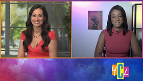 """Lina Washington's LIVE Interview for BFC on ABC10 - """"Your California Life"""""""