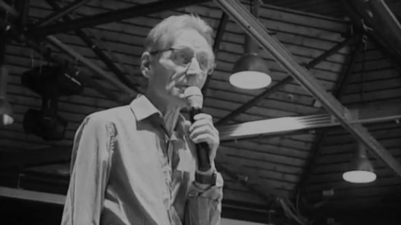 Rainer König: Einleitung zur Leitbildpräsentation