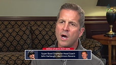 Coach John Harbaugh-Stay the Course