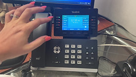 Answering a call to another extension