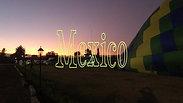 Image Film für einen Ballonbetreiber an den Pyramiden von Mexico.
