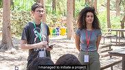 Meet Nimrod Paperni, EcoPeace Youth Trustee