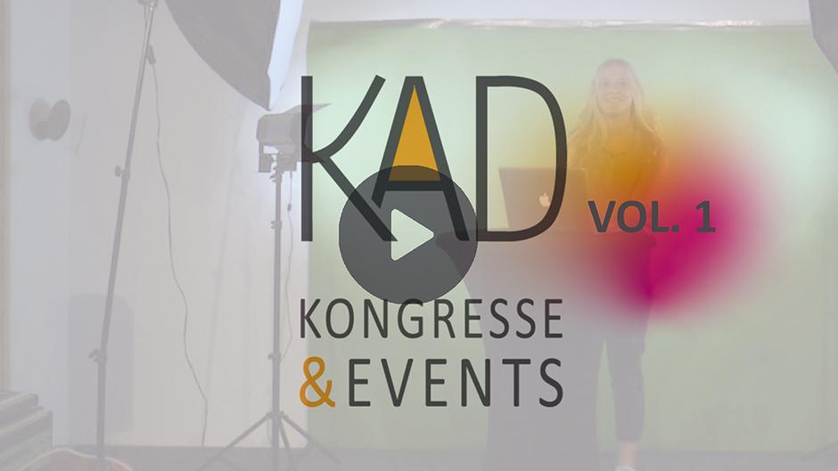 KAD Virtuelle Events Vol. 1 Technik