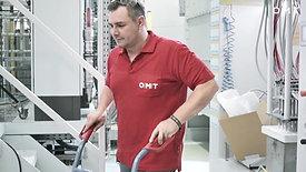 OMT - Thomas Kratzsch - Logistiker Bereich Beschichtung