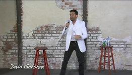 standup - persian and jewish