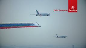 Emirates Formation Flight | Navigation Films