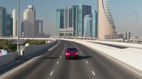 Alfa Romeo Stelvio Quadrifoglio | Rolling Thunder