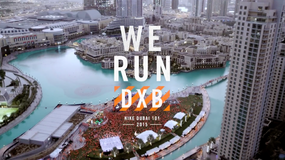 Nike We Run Dxb 2015 | MG Films