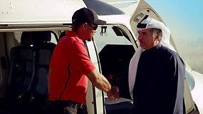 Tiger Woods is Back in Dubai | Navigation Films