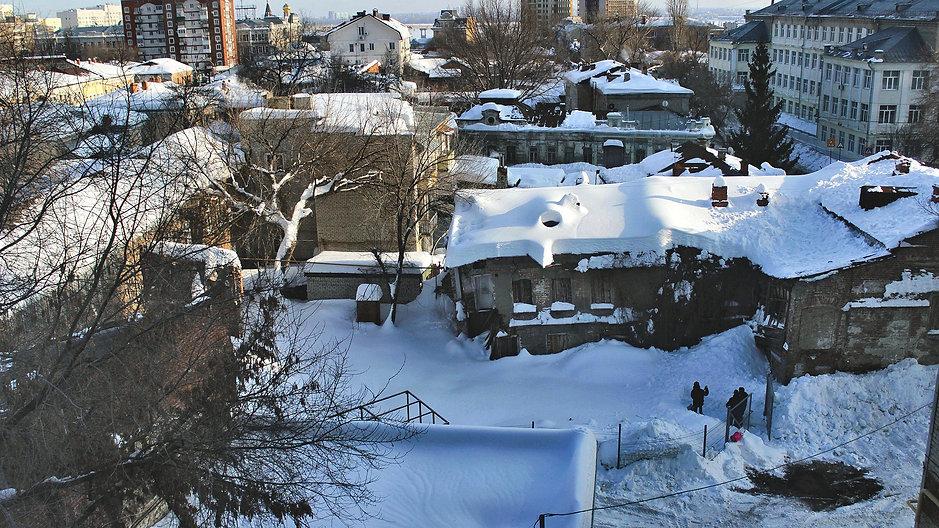 В центре Саратова ищут крепость XVII века