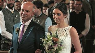 Hochzeitsvideo Daniela & Josef