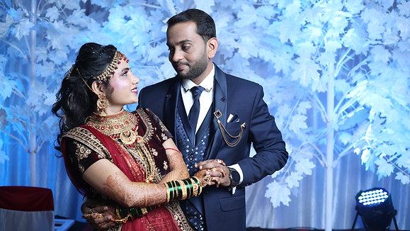 Yogini + Girish Wedding Highlight