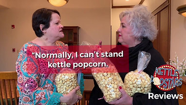 Normally Peggy Can't Stand Kettle Corn