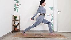 Yoga Prénatal (1er,2eme & 3eme T.) Le centre de mon monde