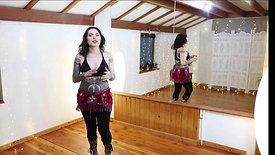 Danse orientale : Chorégraphie niveau débutant