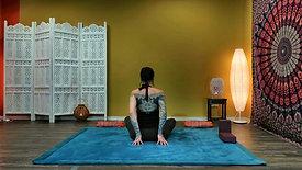 Stretching pour la danse orientale