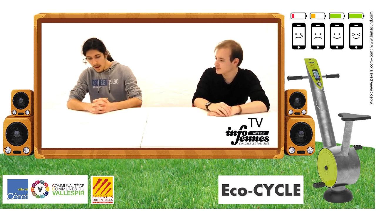 Projet Simon MOLAS -Eco CYCLE #envoietonprojet