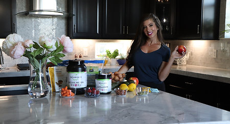 In The Kitchen With Natalie: Snacks for Weight Loss